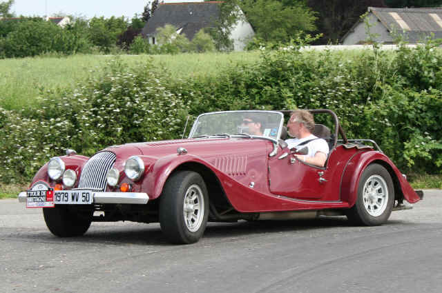 Morgan +8 Roadster 1979