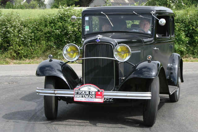 Ford Berline ANF 1932