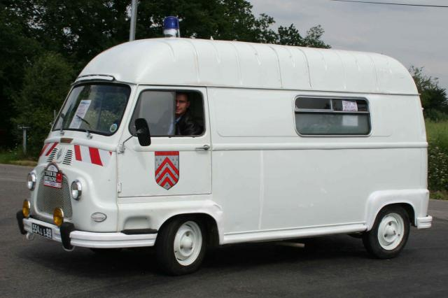 Estafette ambulance 1968